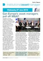 FundForum International 2012 Daily News - 27 June